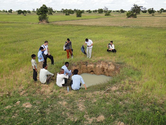 Clean Water Acess  Rural Cambodia 7