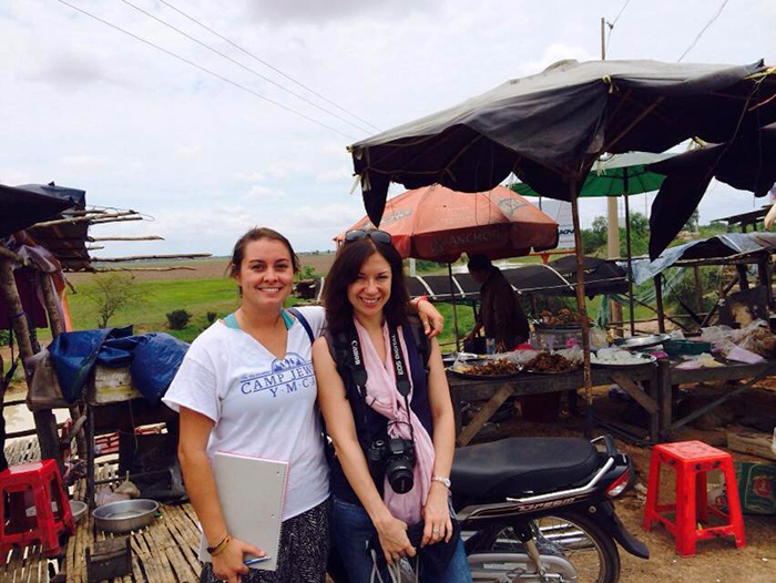 How Cambodia Volunteers Giving Expertise 13