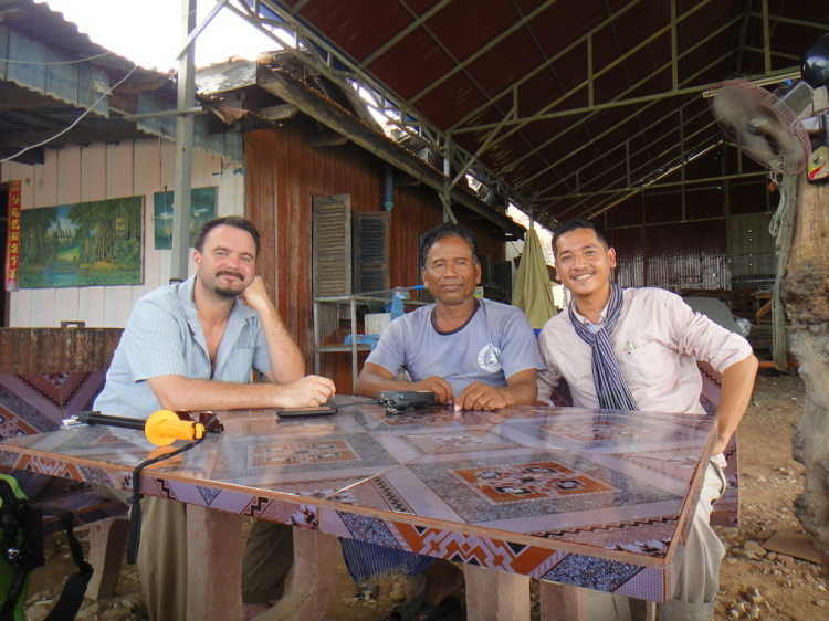Community First - Aquaponics and Fish Farming in Cambodia -VillageChief