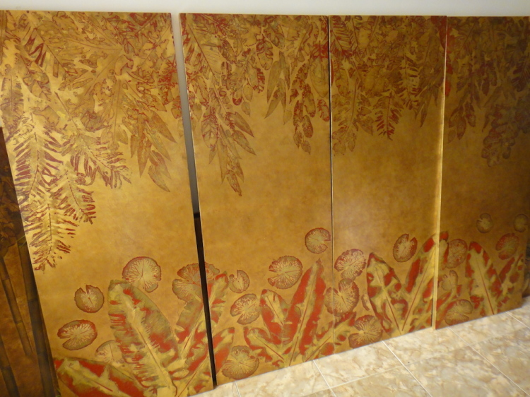 Community First - Lacquer panel